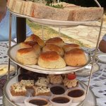 Afternoon Tea at Ashdown Park Hotel & Country Club