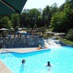 Notchville Park pool area