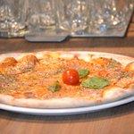 pizza muy rica