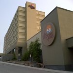 Explorer Hotel, Yellowknife, NWT
