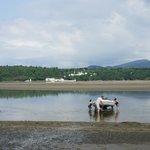 Portmeirion and beach