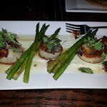 Scallops that melt in your mouth!!!!