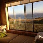 Ocean-facing room
