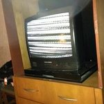 All TV stations looked like this.
