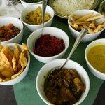Lunch at Lunuganga