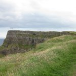 Along the Giant's Causeway trail