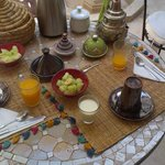 Delicious Moroccan Breakfast