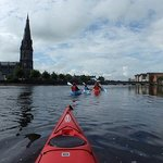 On the river Moy