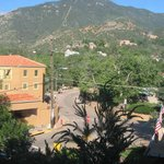 Overlooking Manitou Springs