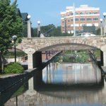 Carroll Creek Park - A Pleasant Stroll