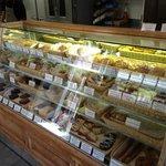 baked treats on display