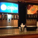 Free sodas from 3 to 10
