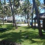 Jardins do resort