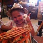 Great Crab Legs