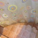 schimmel op douche gordijn