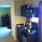 Kitchenette in rental
