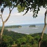 Best view in Playa Samara
