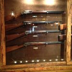Nice Winchester collection