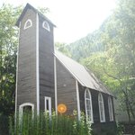 St. Stephen Church from Donald, B.C. (then to Field, then to 3-Valley)