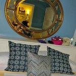 Nice Bed Awaits You At The Portofino