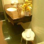 Desk del bagno, particolare