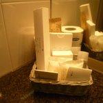 Welcome Kit del bagno (uno dei migliori da me provati)