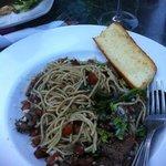 bruschetta spaghettini