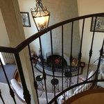 The gorgeous staircase