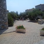 Melitsina outdoor facilities