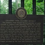 Gramercy Park next to hotel