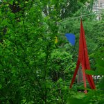 A Calder structure in the park!