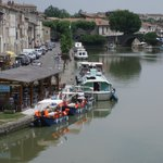 Canal du Midi at Castelnaudary
