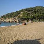 Cala San Vicente Ibiza - Spaggia