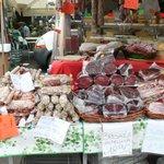 Luino Market, Italy