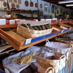 Nestori offers also homemade local bread