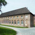 Groeninge abdij, now a part of the museum