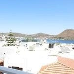 Aussicht vom Balkon 1