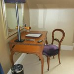 Writing desk in room 12