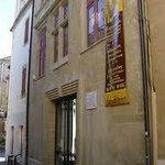 façade de la maison de Nostradamus
