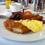 Lovely Full Irish Breakfast!
