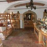 Der Bauernladen mit Gutem aus der Umgebung