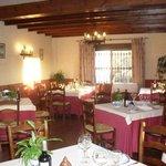 Interior del Salón Restaurante