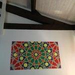 Detalje Marrakech værelset