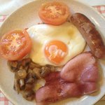 Amazing english breakfast!