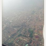 Bandung from high view.