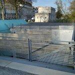 Mémorial et capitainerie du port de Nantes