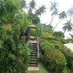 entrance to Mango Bure