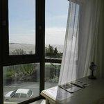 Chambre avec Bow window