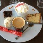 café Gourmand du jour ! ...