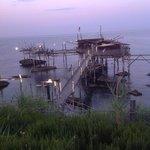 Trabocco Punta Cavalluccio Photo